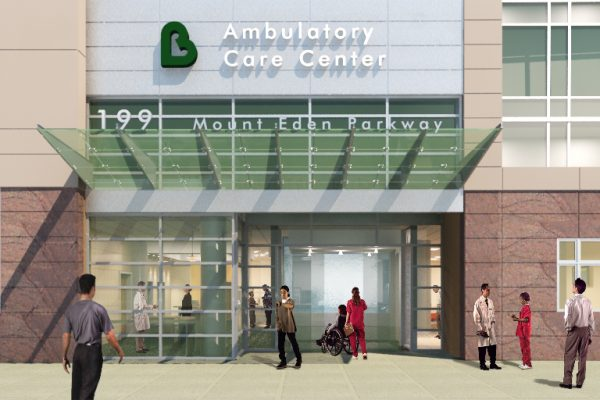 Bronx Lebanon Hospital Ambulatory Care Center (2)