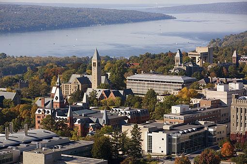 Cornell University Campus Capital Plan