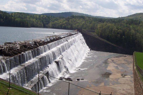 Gilboa Dam (1)