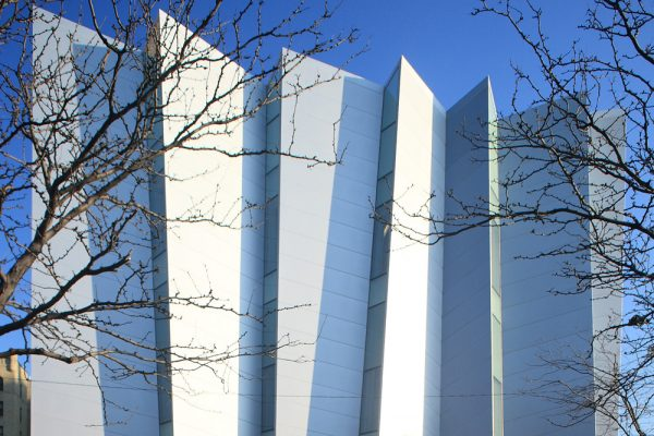 The Bronx Museum of the Arts Expansion, New York, New York, 2068