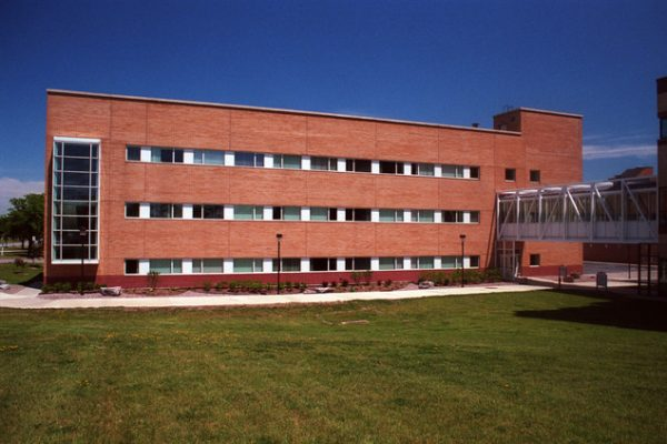 Mathematics Building (2)