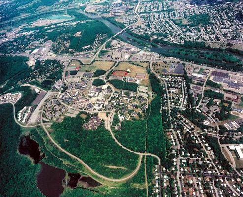 SUNY Binghamton Campus Capital Plan