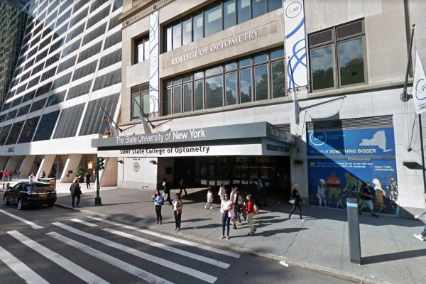 SUNY College of Optometry