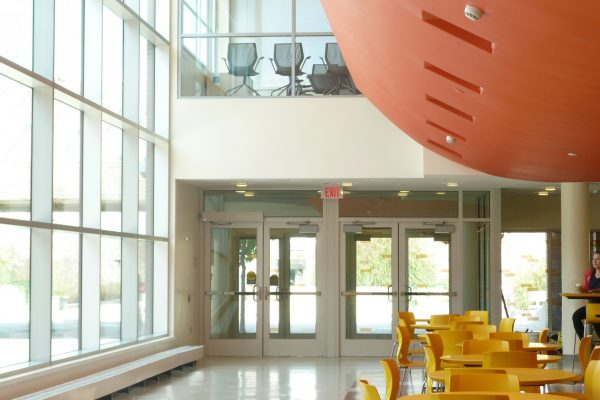 SUNY Purchase Humanities Building (3)